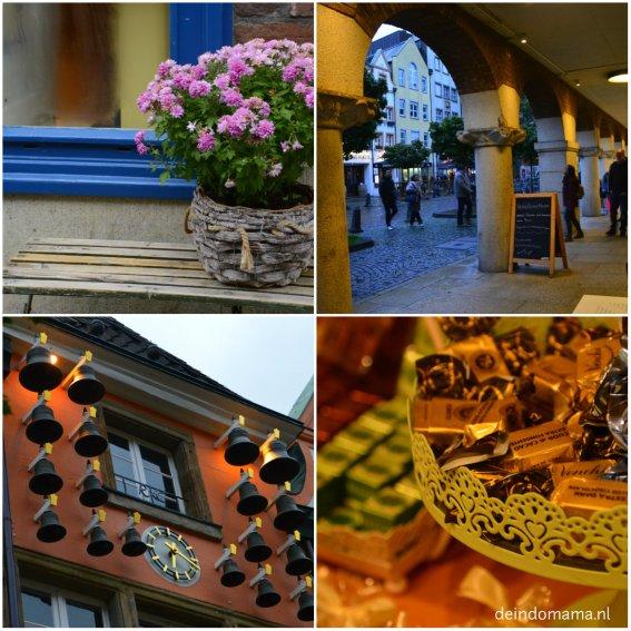 Dusseldorf collage