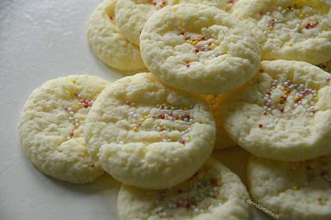 Surinaamse maizenakoekjes