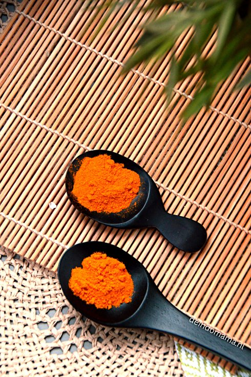 Indische kruiden: kunyit