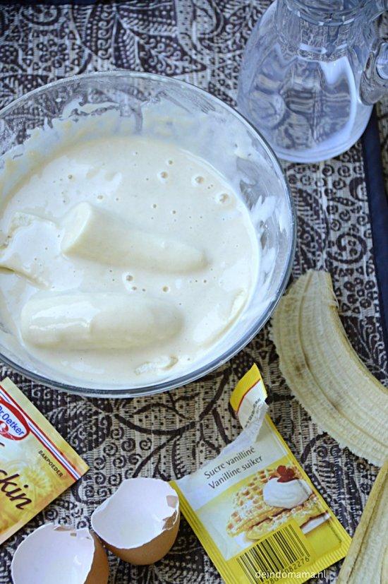 beslag- pisang goreng
