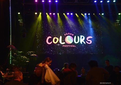 Pasar Colours- Festival 2018