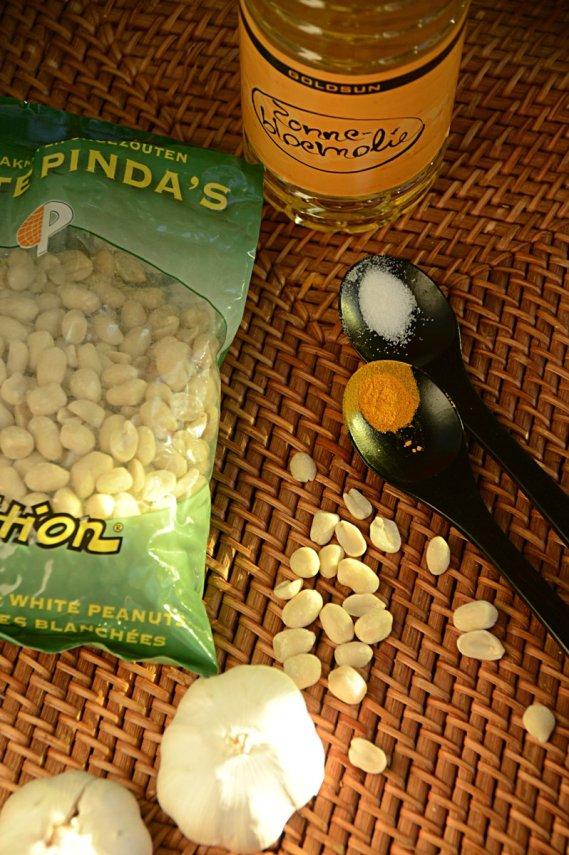 ingrediënten- katjang- bawang