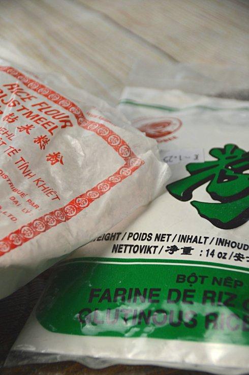 ketanmeel rijstemeel