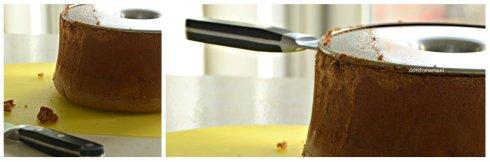 hoe krijg je de pandancake uit de vorm