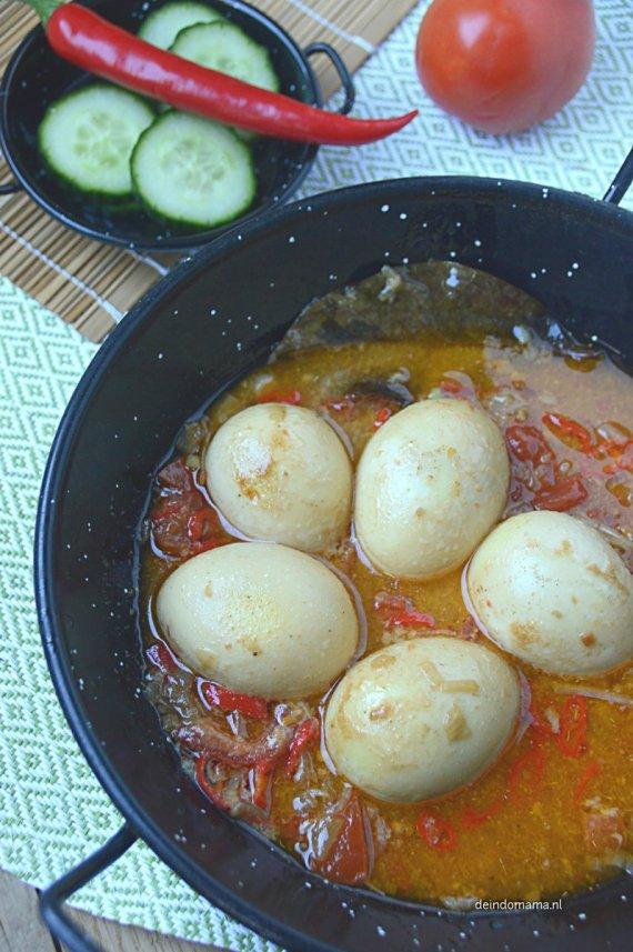 sambal -goreng- telor